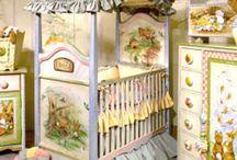 Peter Rabbit Beatrix Potter Nursery Ideas