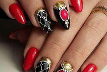 6. Ногти/Маникюр & Nail Art & Designs