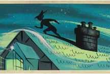 Disney Concept Art, Stills, Cels, ...