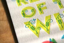 Work | Typography