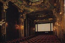 Indoor Performance Spaces / fabulous cinemas, theatres, stages and all indoor performance spaces
