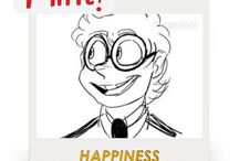 Be always happy