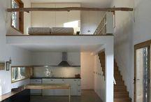 Modern lofts