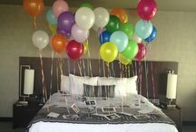 Party ideas, adult birthday