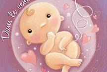 Naissance / Vous trouverez regroupés ici les livres sur la naissance (arrivée d'un petit frère ou d'une petite soeur, comment on fait les bébés, maman a un bébé dans le ventre…). C'est toujours un sujet délicat à aborder avec les enfants et sur lequel ils ont toujours plein de questions.