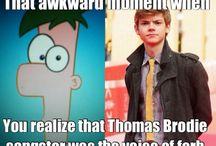 Thomas Sangster☆