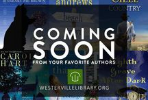 WPL: Coming Soon / Place holds for these bestsellers coming soon to the Westerville Public Library / by Westerville Library