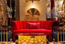 Interior / Exclusive interiors and design of our casino in Sochi