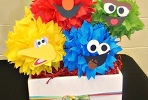 Sesame Street party / by Megan Carpenter