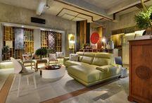 Interior Design / A modern designed home with a classic twist.