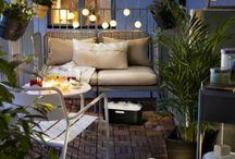 balcony& garden ideas