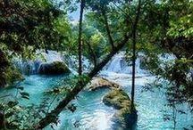 Waterfalls Of The world / Waterfalls