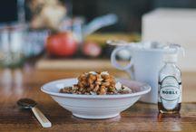 Breakfast / by Jennie Hawes