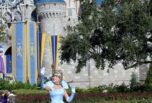 Disney Royalty <3 / by WorldQuest Orlando