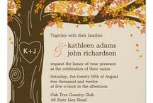 Fall Wedding / by Erica Ann