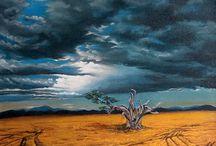 Paintings - My work