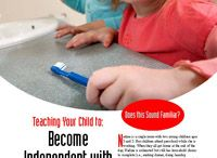Independence / Teaching your child and supporting their growing independence