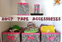 Ducktape projects / by Melody Hunter