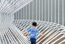 ARCH | outer space | playgrounds