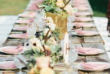 * Lovely table decoration ~ Jolies tables *