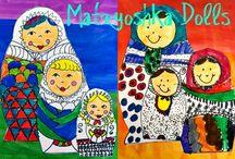 Homeschool Geo & Cultures - Russia
