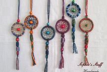 "Sophie""s Stuff - Mini dreamcatchers"