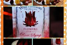 Hibiscus Truffles / Hibiscus Truffles