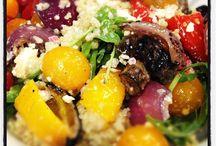 Mason Jar Salads / by Robyn Brown