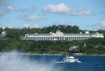 Mackinac Island/Mackinaw City / by Melissa Kober