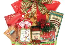 Holiday Baskets / Collection of beautiful holiday baskets perfect for any occasion! A great way to show your appreciation for someone or let them know you are thinking of them!