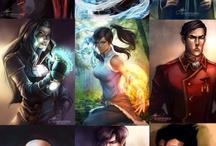 Legend of Korra/Avatar last Airbender / Everything to do with LOK & ATLA
