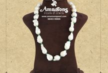Baroque Pearl Necklace Collection
