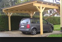 Car ports and garages