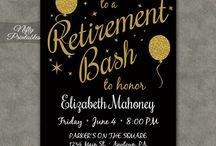 Retirement party!