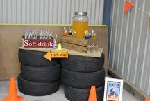 Aidens 5th birthday bike party