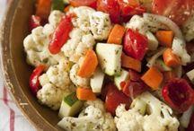 Food ~ soups, salads & snacks