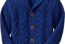 pullover para niños.