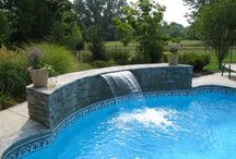 Pool Ideas / by Lindsey Macdonald