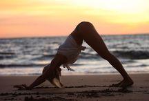 Yoga & fitness / Flex, stretch and sculpt
