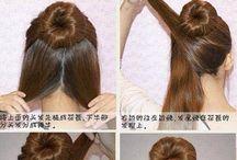peinados de ballet