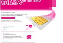 Telekom / Kostenlose Telekom Xtra Card | Prepaiddealz.de