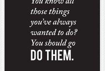 I will MAKE THINGS HAPPEN