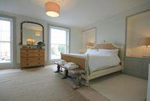 Luxury stylish bedrooms
