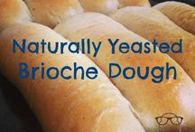 Natural Yeast Recipes