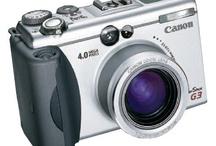 GAMME Canon POWERSHOT série G