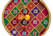 Decorative thalis