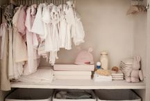 Tot's room / Everything from room decor to wardrobe organisation