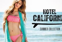 Hotel California Collection_June 2014 / #hotelcalifornia #summer #collection #mood #fashion