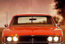 Amerikai izom autó