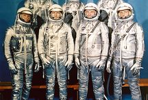 Mercury space suits